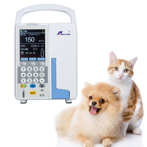 Vet CI-2000B Veterinary Infusion Pump with Drug Library