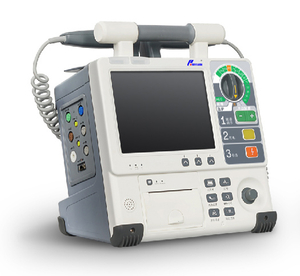 Hospital Aed Professional Biphasic Defibrillator Monitor