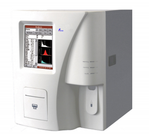 3-Part Auto Cbc Hematology Analyzer